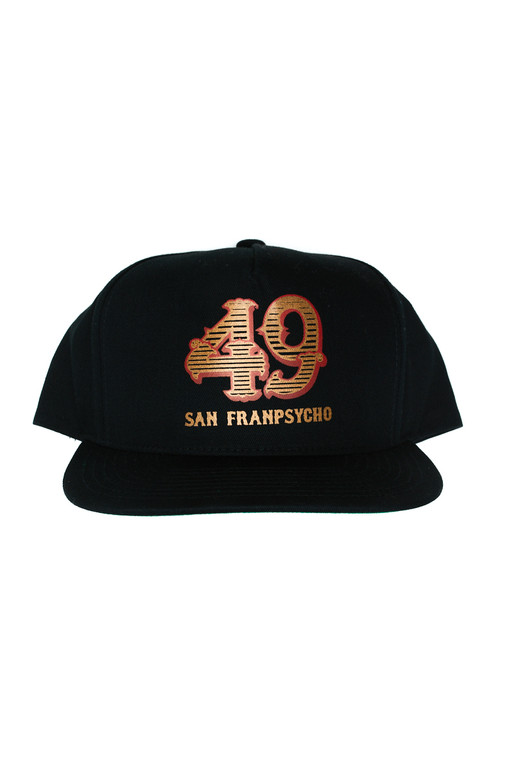 "Black SFP ""49"" Hat"