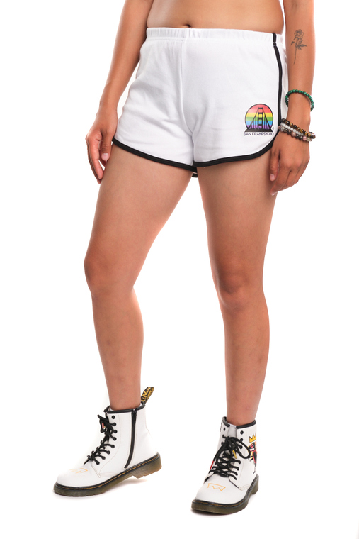 2021 PRIDE Booty Shorts