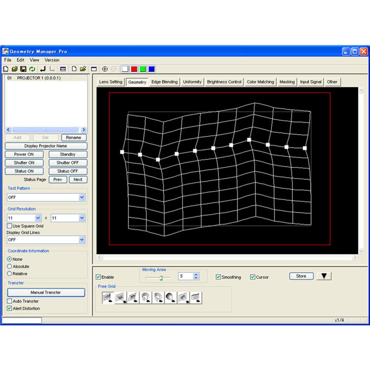 Panasonic ET-CUK10PV Auto Screen Adjustment Upgrade Kit (1 license key / 1  PC)