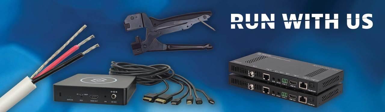 E-HDVAM-M 19ft HDMI and VGA+Audio Hybrid Cable Liberty