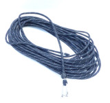 130' - 10mm SuperSpeed pre-made halyard w/ key pin shackle