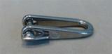 "Wichard 8mm (5/16"") key pin halyard shackle"