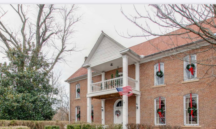 Tennessee Wedding Venue Estate Rental