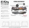 BREMTEC Pro Series Front Brake Pads XR5 Turbo Focus