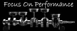 Focus On Performance