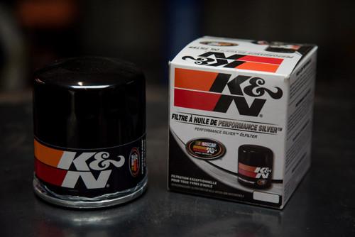 K&N Ecoboost High-Flow Performance oil filter