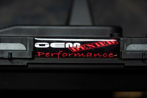 OEM Denied Performance Gel Badge