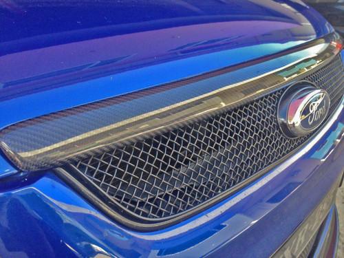 Focus RS mk2 & XR5 Turbo / ST225 Carbon Fiber Bonnet Lip