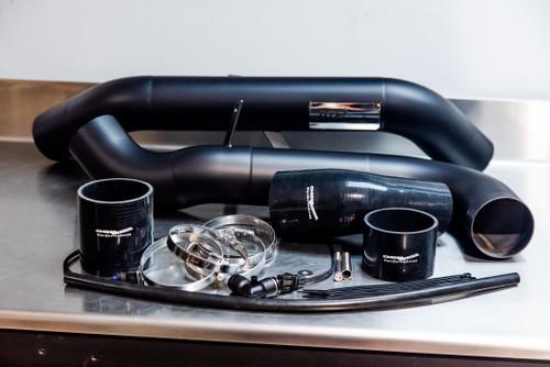 Focus XR5 Turbo CAI BLACK finish