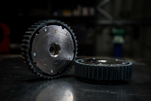 Exhaust VVT CAMSHAFT PULLEY