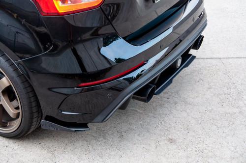 Flow Designs Impact Proof Rear Spat Winglets