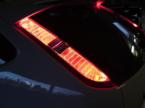 Focus RS mk2 Tail lights Genuine Ford
