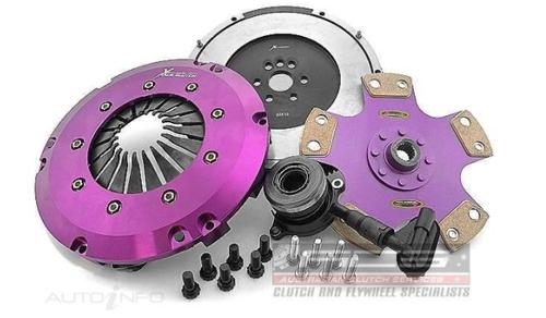 Fiesta ST Xtreme Solid Ceramic Clutch kit KFD24639-1E