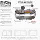 BREMTEC Pro Series Rear Brake Pads XR5 Turbo Focus