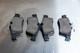 Focus XR5 Turbo BREMBO rear brake pads