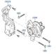 Alternator XR5 Turbo RS mk2 Genuine Ford