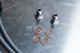 Focus RS mk3 Braided brake lines FOR-4-686