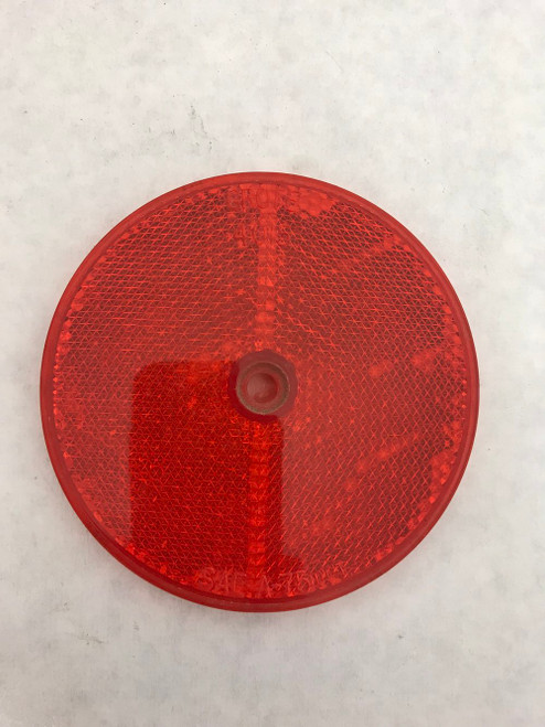 grote-40152-red-round-reflector-3