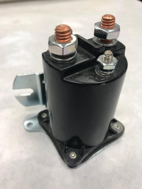 Maxon #268030-01 Solenoid Motor 4-Post SBJ-3255 SBJ-6255 12V