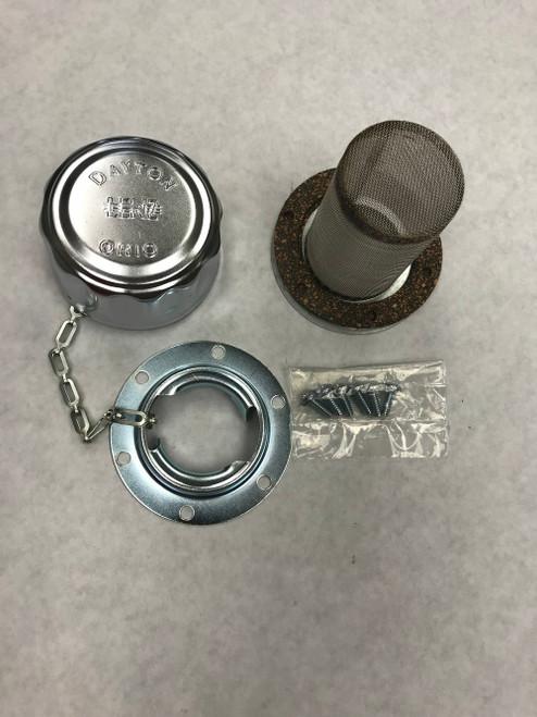 lentz 57xl-40 hydraulic filler breather assy