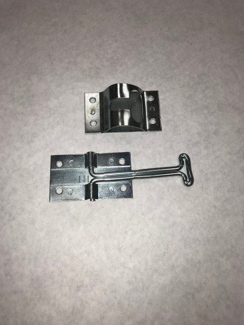 utility h25p09 door holdback amp keeper