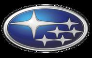 Subaru dealership Oil Change Stickers