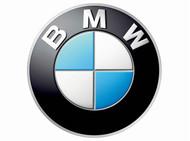 BMW Dealership Oil Change Stickers