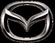 Mazda Dealership Oil Change Sticker