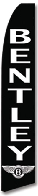 Swooper Flag - Black Bentley