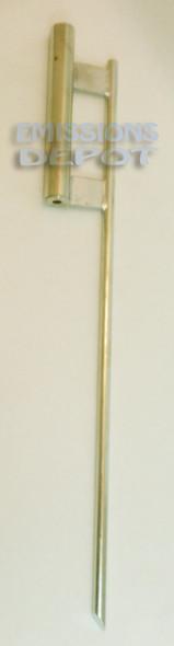 Swooper Flag Pole Ground Spike