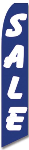 Swooper Flag - Blue White Sale