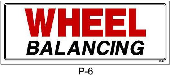 9X24 WHEEL BALANCING
