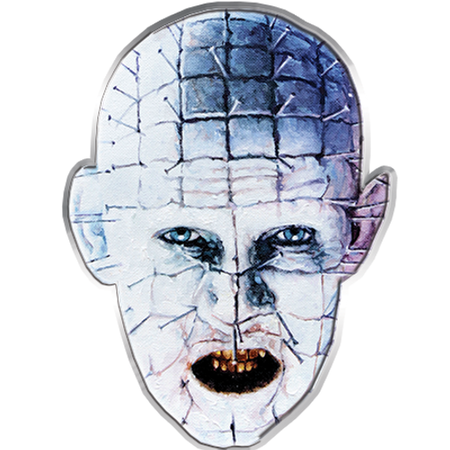 famous monsters pinhead pin