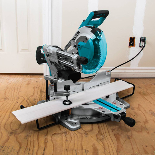 """10"""" Dual-Bevel Sliding Compound Miter Saw with Laser"""