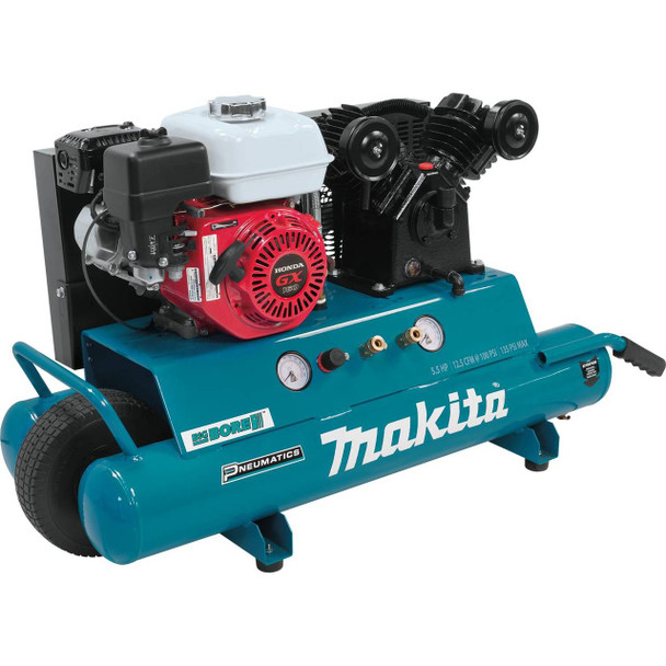 Makita MAC5501G 5.5 HP* Big Bore Gas Air Compressor