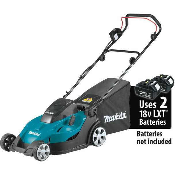 "18V X2 (36V) LXT Lithium-Ion Cordless 17"" Lawn Mower, Tool Only"