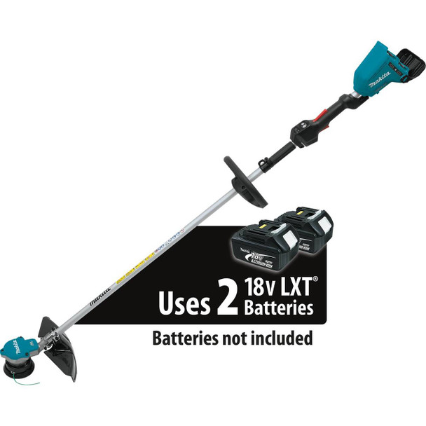18V X2 (36V) LXT Lithium-Ion Brushless Cordless String Trimmer, Tool Only