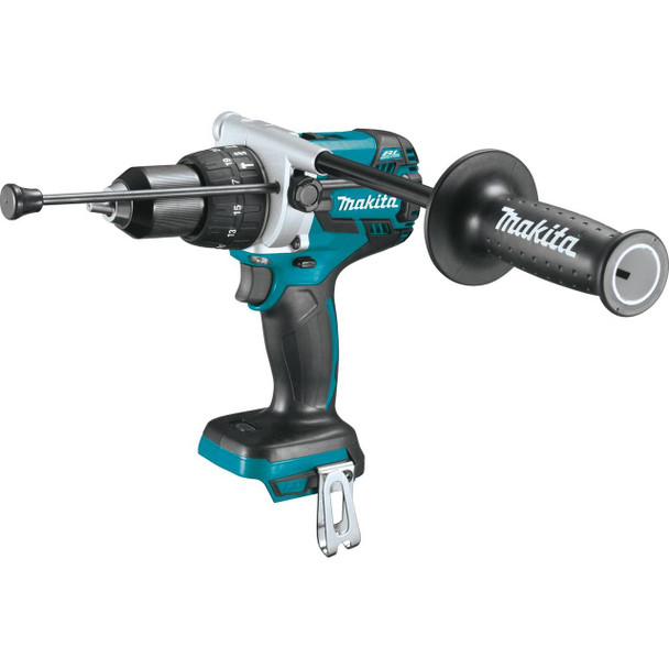 "18V LXT Lithium-Ion Brushless Cordless 1/2"" Hammer Driver-Drill (Tool Only)"