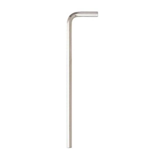 "1/8""  Briteguard Plated Hex L-Wrench - Long     Bulk - 26107 - Quantity: 50"