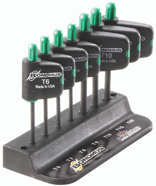 Set 7 StarPlus Flagdriver Tools TP6 - TP20 - 35045 - Quantity: 1