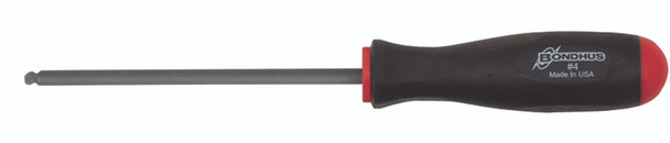 #4 Square Ball End Screwdriver - 11604 - Quantity: 2