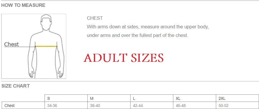 Crewneck Adult Size