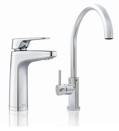 BILLI QUADRA PLUS 5 XL TAP BOILING AND CHILLED FILTERED WATER - SINK MIXER - 904025