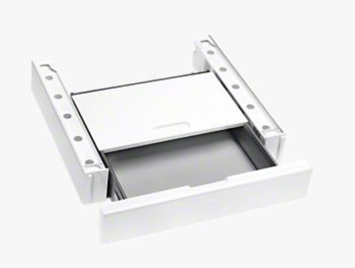 MIELE STACKING KIT WITH PULLOUT SHELF - TO SUIT ALL MIELE WASHERS & DRYER PAIRS - WTV511