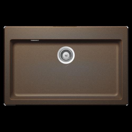 ABEY SCHOCK SIGNUS 720MM CRISTADUR TOPMOUNT SINK - N-100XL + Colour