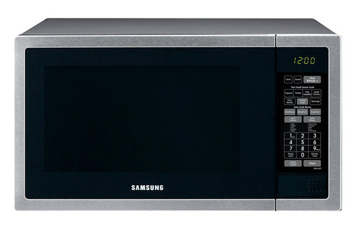 SAMSUNG 40L STAINLESS STEEL MICROWAVE - 1000W - ME6144ST