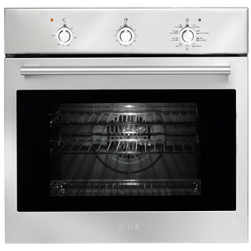 ILVE 60CM MULTI FUNCTION OVEN - KNOB CONTROL WITH OVEN TIMER - 600SKMI