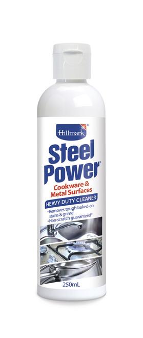HILLMARK STEEL POWER 250ml HEAVY DUTY CLEANER - H88