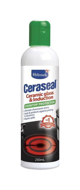 HILLMARK CERASEAL 250ml CERAMIC GLASS COOKTOP PROTECTOR - H69