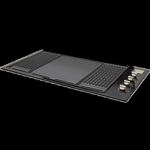 ARTUSI 102CM BLACK BUILT IN BBQ - ABBQ1B